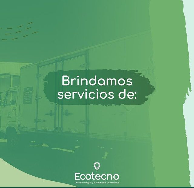 Ecotecno nuestros servicios